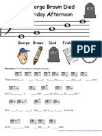 Lines of the Bass Clef