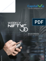 Nifty 50 Reports for the Week (25th - 29th October '10)