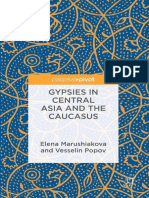 Gypsies of Central Asia and Caucasus