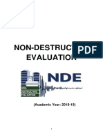 NDE Non Destructive Evaluation Uploaded