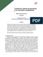 Art - Cerda Jorge - Modelo de Localizacion Optima de Jerarquias Multiples en Mercados Competitivos