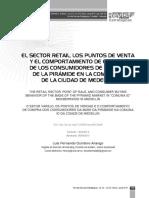 Art - Quintero Luis - El Sector Retail. Los Puntes de Venta y El Comportamiento de Compra de Los Consumidores de La Base de La Piramide