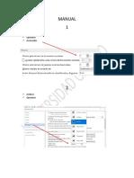 Manual de Configuraciones Generales.wbk paquetes de Software 2