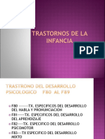 TRASTORNOS DE LA INFANCIA.ppt