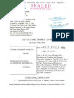 Puana, Kealoha indictment
