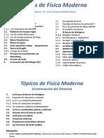 Notas Del Curso de Tópicos de Físca Moderna Sec 1 y 2 (1)