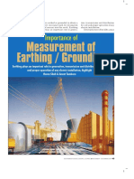 Earthing Measurement