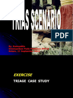Triage Scenario