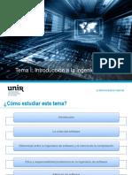 Introducción a las Metodologías de desarrollo de software