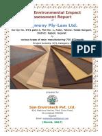 Harmony Ply Lam Ltd Rjt47 Eia