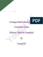 A Unique E-Math Book