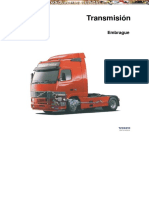 Curso Embrague Camiones Transporte Volvo