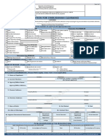 Ombudsman's Clearance Form