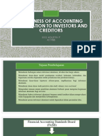 Chapter 8 - Usefulness of Accounting Information to Investors and Creditors