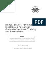 10057_draft_en (1) ICAO ATSEP training manual
