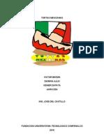 Plan de Negocio Tortas Mexicanas