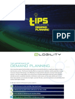 Logility Demand Planning Tips eBook
