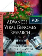 Advance in Viral Genomes