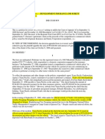 Aime t. Gaisano, Petitioner, V. Development Insurance and Surety Corporation, Respondent.