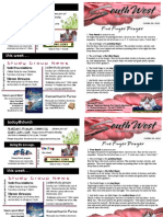 101024 - SWCC Newsletter - Oct 24, 2010