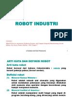 7. Robot Industri