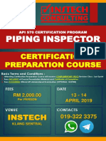 NEW PORTRAIT-API 570 Flyers-APRIL 2019-FULL COURSE-INSTECH CONSULTING.pptx