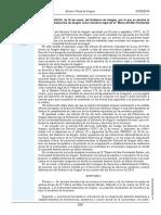 Decreto Aragón