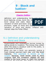 Chapter 9-Bond and Stock Valuation (Revised)