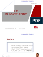 W Principles of the WCDMA System 20080428 a 1