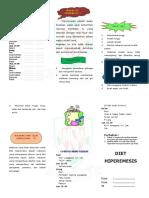Leaflet HIPEREMESIS Print