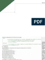 Tabla Cpmparativa Ecuaciones