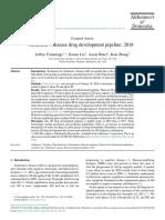 Alzheimers Dement (N Y). 2018; 4, 195–214