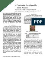 Single-Feed Polarization Reconfigurable Patch Antenna.pdf