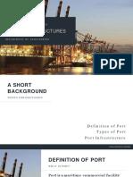 Port/Harbour Infrastructure