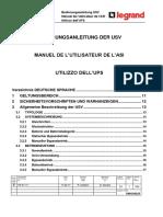 Keor HPE UPS User Manual De