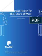 PayPal Financial Health for Future of Work 2019