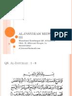 Al-Insyirah Midwifery III