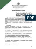 Edital 031 12PJ BH Criminal Dra Nidiane