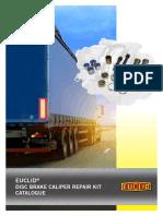Disc Brake Caliper Repair Kit