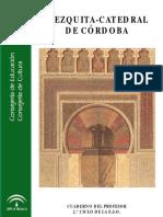 Mezquita Cuaderno Profesorado