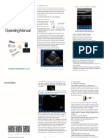 Sonostar wireless ultrasound manual