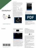 Sonostar wireless ultrasound manual
