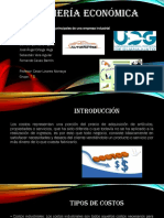 ESP2 Práctica de Costos Principales de Una Empresa Industrial