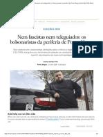 Eleições 2018_ Nem Fascistas Nem Teleguiados