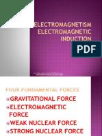 LEC-8 Electromagnetic Induction