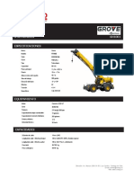 1. Caracteristicas GH1001 GRT890 GROVE