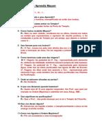 50 Perguntas COMPANHEIRO