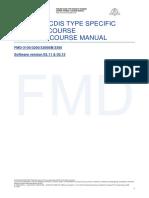 Furuno Maritime Training TST Trainee Manual FMD 3.1
