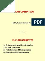Planificacion Operativa Negocios10.POI 2012