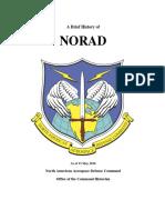 A Brief History of NORAD_May2016